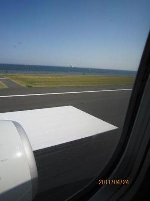 D滑走路への着陸.JPG